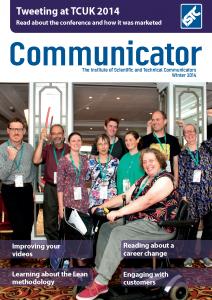 Affiche du Communicator